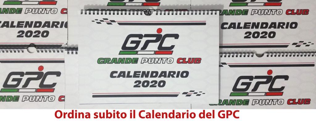 Calendario GPC 2020 Grande Punto Club