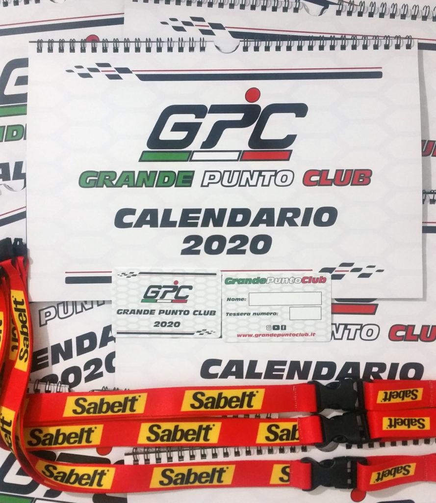 GPC Calendario Grande Punto Club
