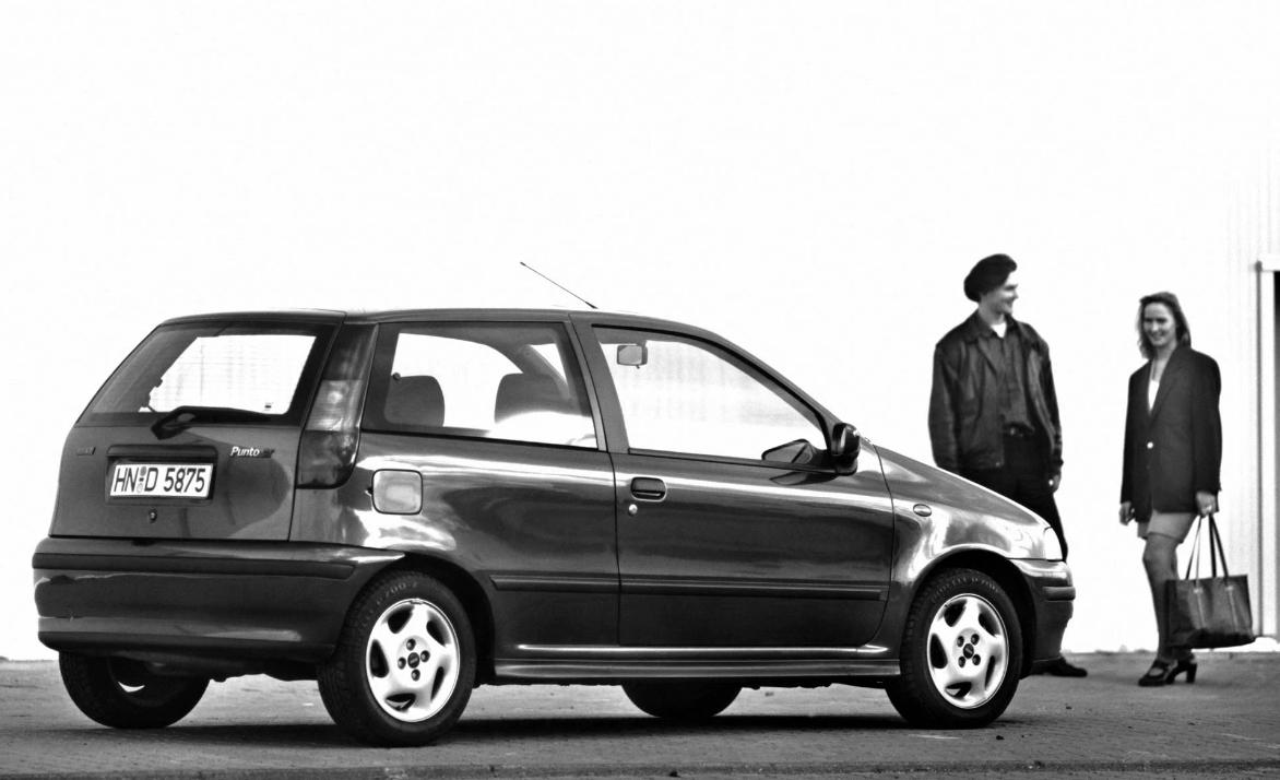 """Fiat Punto: """"Auto dell'anno 1995"""""""