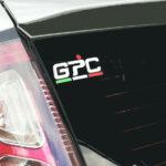 GPC Grande Punto Club Adesivi Stickers