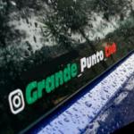 Grande Punto Club GPC Adesivo Stickers