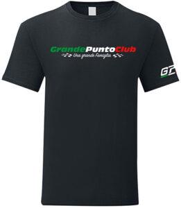 Grande Punto Club GPC T-shirt abbigliamento