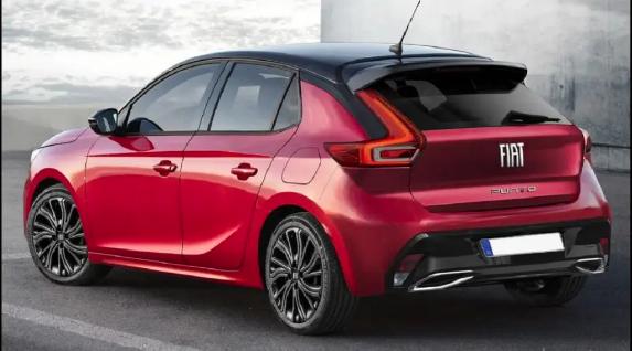 Nuova Fiat Punto Abarth 2022